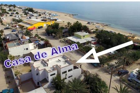 Casa de Alma Downstairs - La Ventana - Andere
