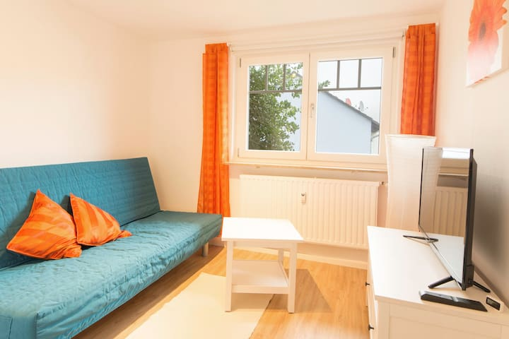 Cosy apartment near Frankfurt