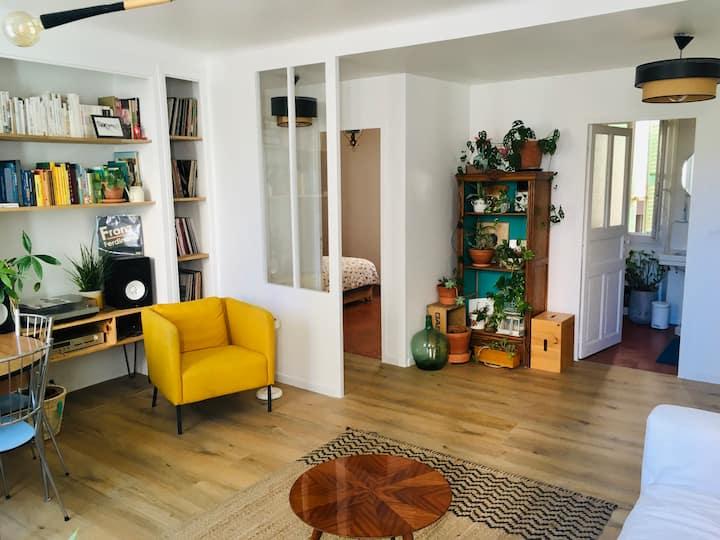 Appartement cosy au Mourillon, proche des plages