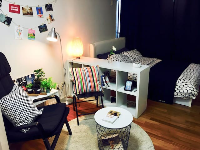 [Sale]1min to Jamsil Stn. & Modern and Cozy Studio