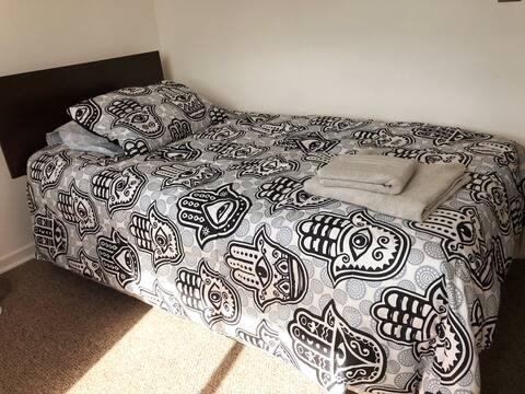 Habitación confortable individual