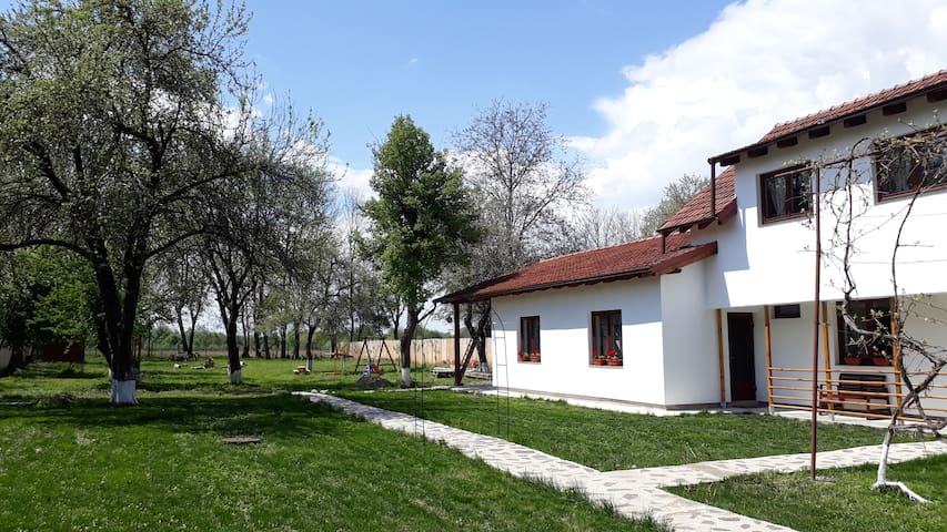 "GuestHouse ""MountainAir"" *** Fagaras Transylvania"