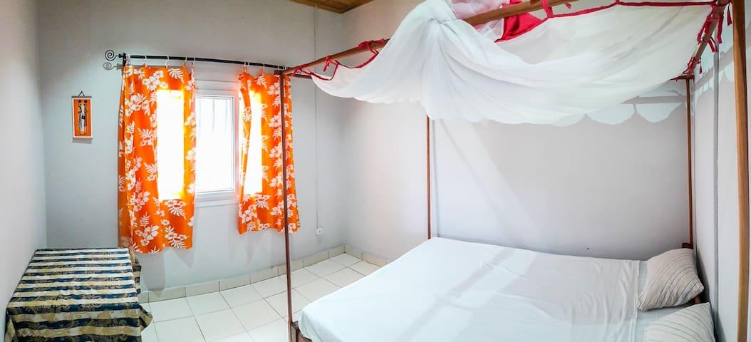Chambre ventilée 2