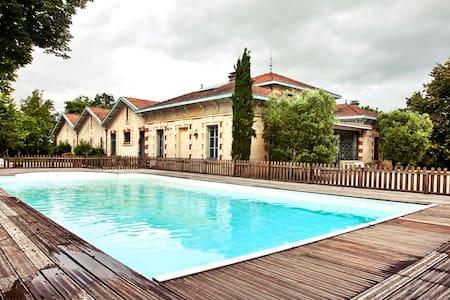 Chambre Marquis de Terme - Margaux - Bed & Breakfast