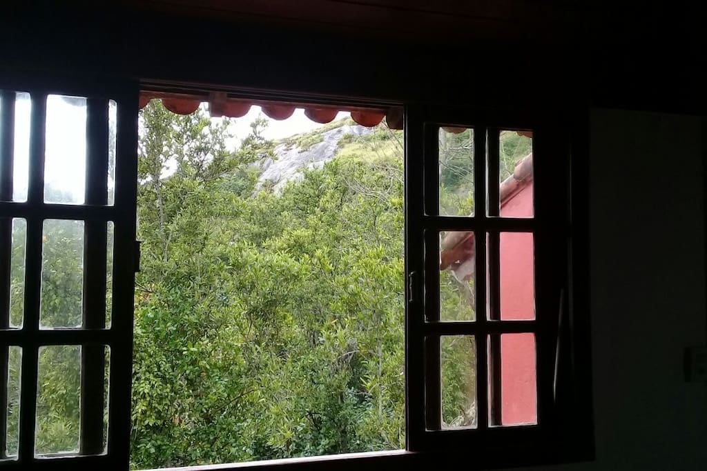 Vista da Suite