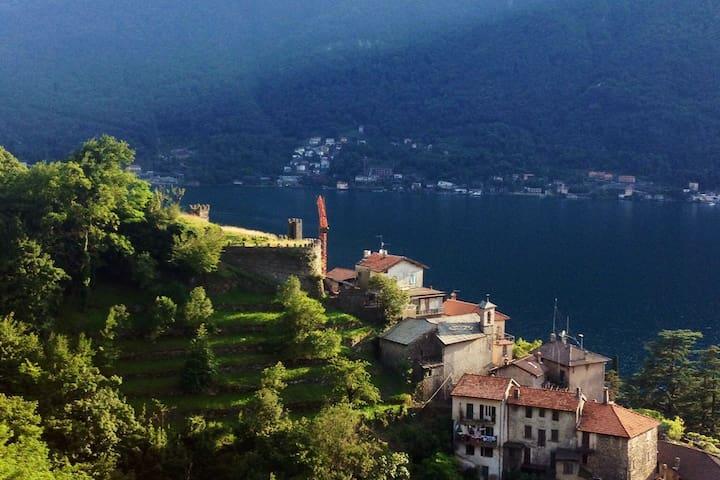 B&B Il MassoGrasso on Lake Como