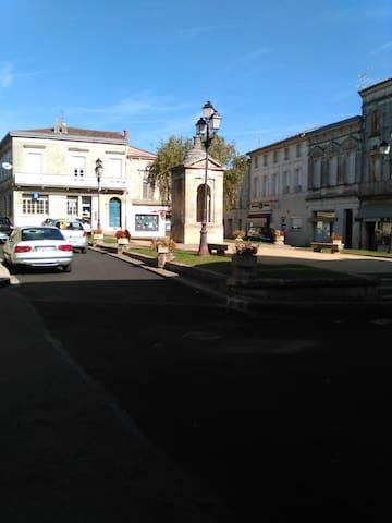 Appart zen dans charmant village du Libournais - Guitres - Daire