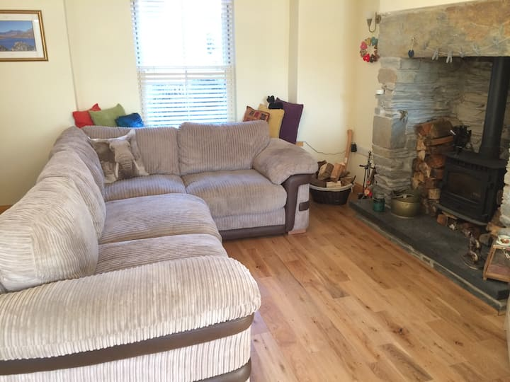 Family Friendly Home in the Heart of Snowdonia