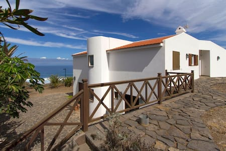 House by the sea in Garachico, Tenerife - Las Cruces - Haus