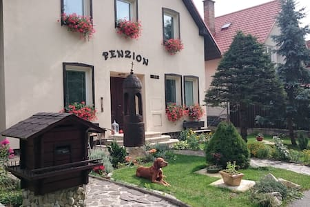 Mountain house close to ski park - Dolný Kubín - Oda + Kahvaltı