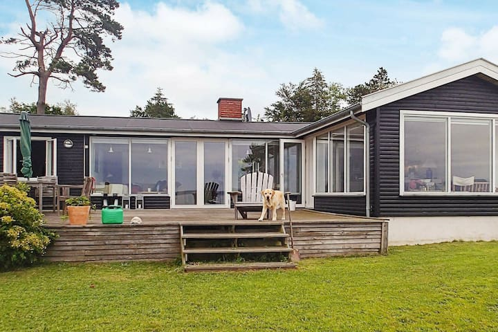 Lovely Holiday Home in Frederiksværk with Terrace
