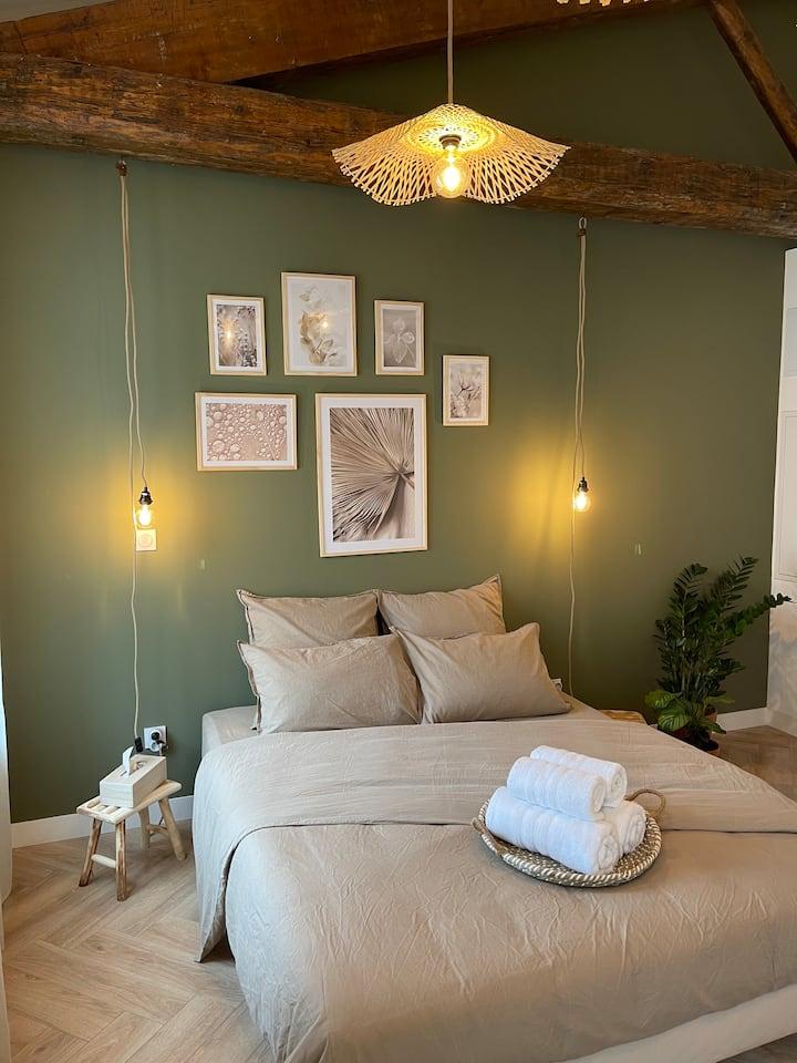 Studio 203 / Un espace calme & cosy