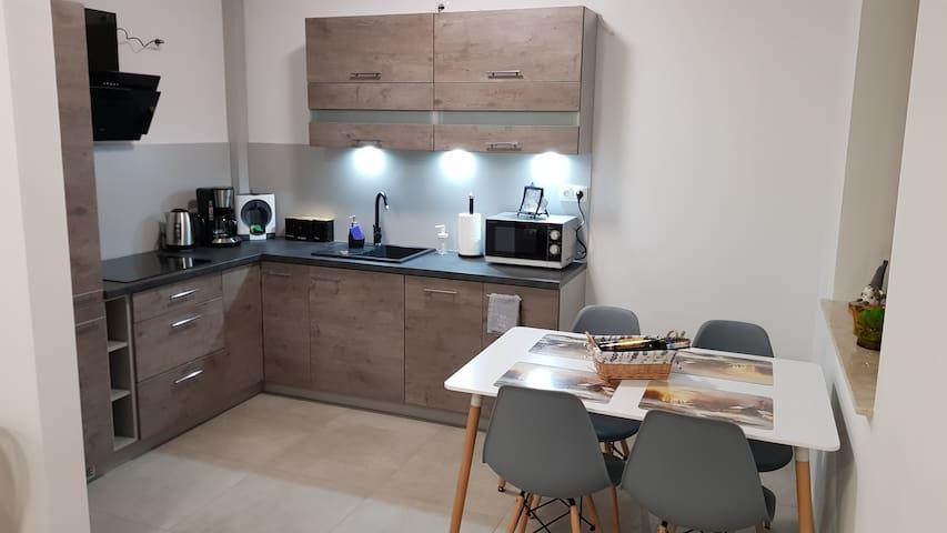 Apartament Fibra Frappe