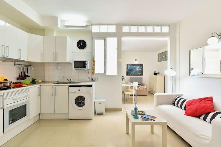 Apartamento a 50m de la Playa Las Canteras