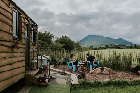 Willowtree Glamping Mournes  Luxury secluded