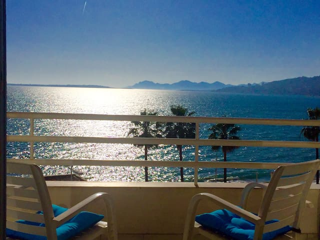 PANORAMIC SEA VIEW - Antibes - Apartment