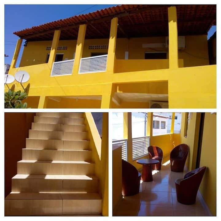 Barra Grande Casa Amarela