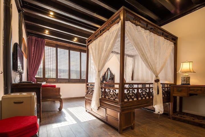 会老堂|Antique Suite 古董套房(宰相) - Suzhou Shi - อื่น ๆ