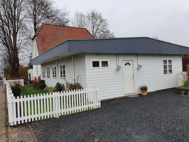 Ny studiolejlighed i Skørping, byen i Rold Skov