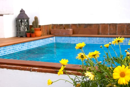 Penthouse, terrace and private pool - Sevilla