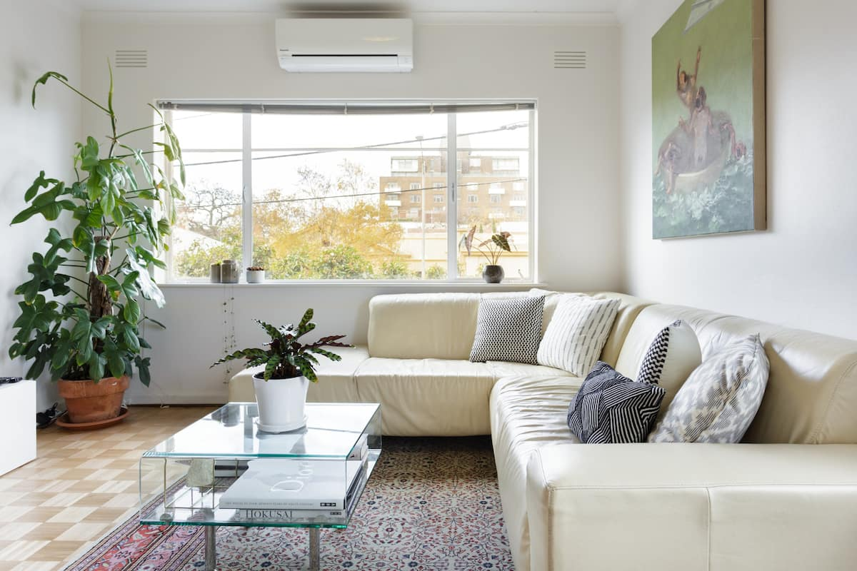 Plant-Filled Retreat in South Yarra