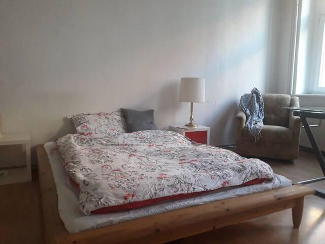 Spacious room in Berlin-Prenzlauerberg