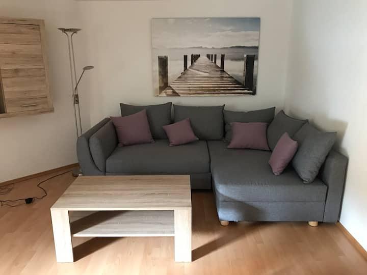 Schönes großzügiges Apartment nahe Frankfurt