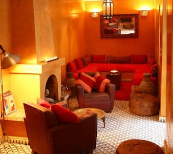 Dar Leila - perfect family / group home - Essaouira - House