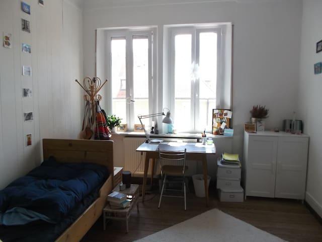 Gemütliches Zimmer in Ulmer Weststadt