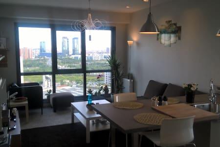 Luxury Private Room @Antasya Residence - Ümraniye - Flat