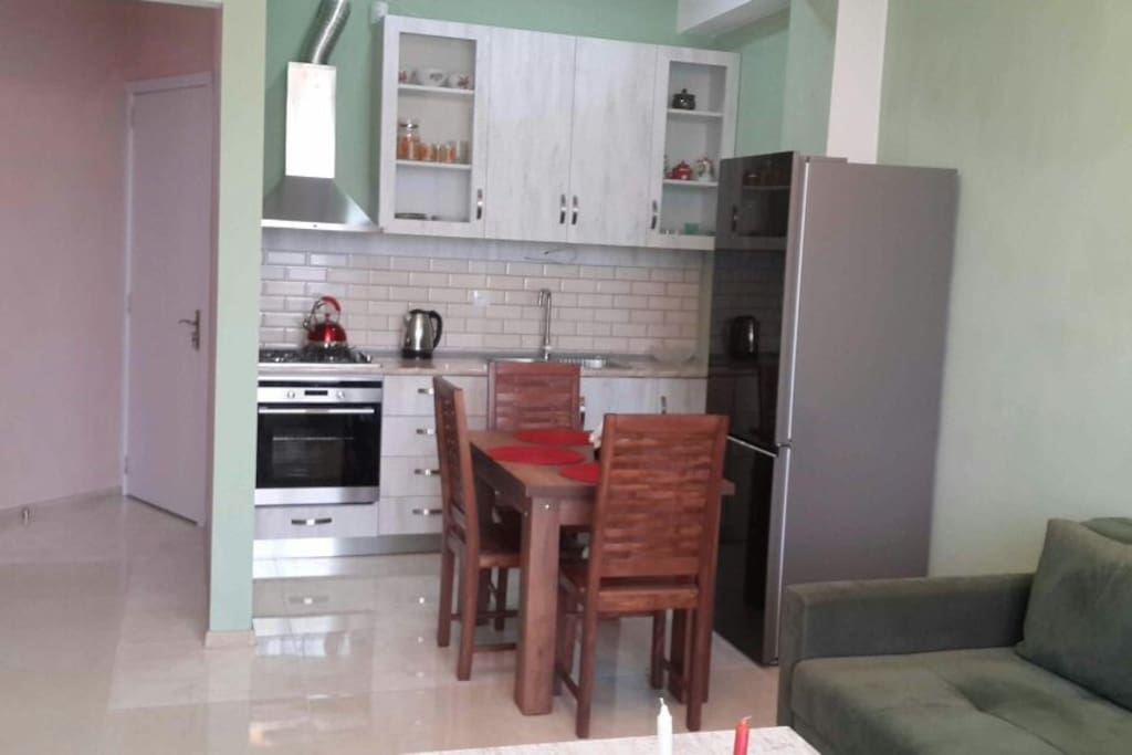 kitchen (studio style )