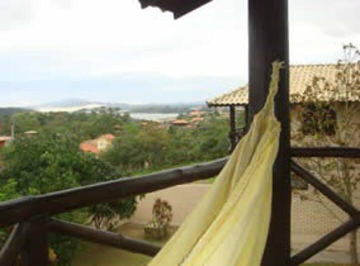 Apartamento no Centrinho da Praia do Rosa