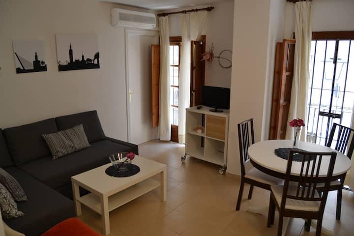 Apartamento completo - Centro Ciudad - Arenal