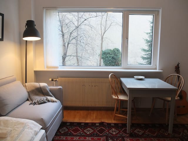 Attractive and neat appartment in Frogner, Oslo.
