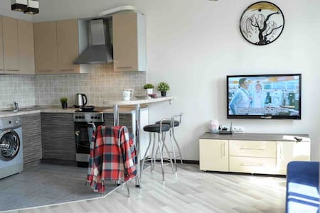We can meet you !Apartment on the Arbat street!