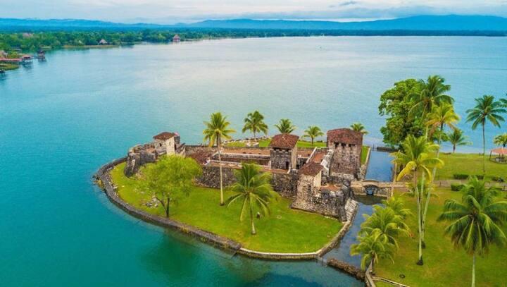 rio dulce paraiso caribeño guatemalteco