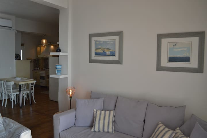Sea view Amarynthos Boutique Apartment