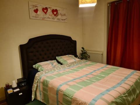 Chambre Premium avec balcon, Charmettes