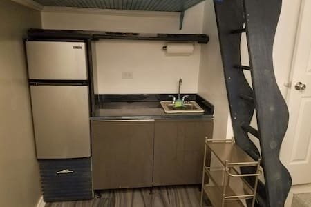 Private Studio Apt-Practical living! - Miami - Schlafsaal