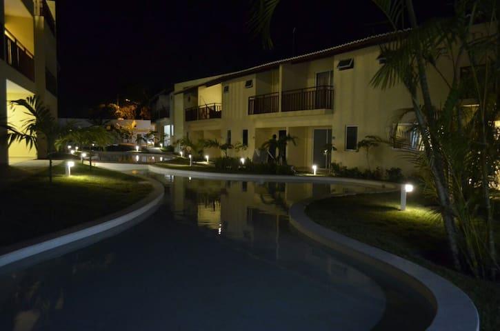 Apartamento Solar Água - PIPA/RN - Pipa Beach - Departamento