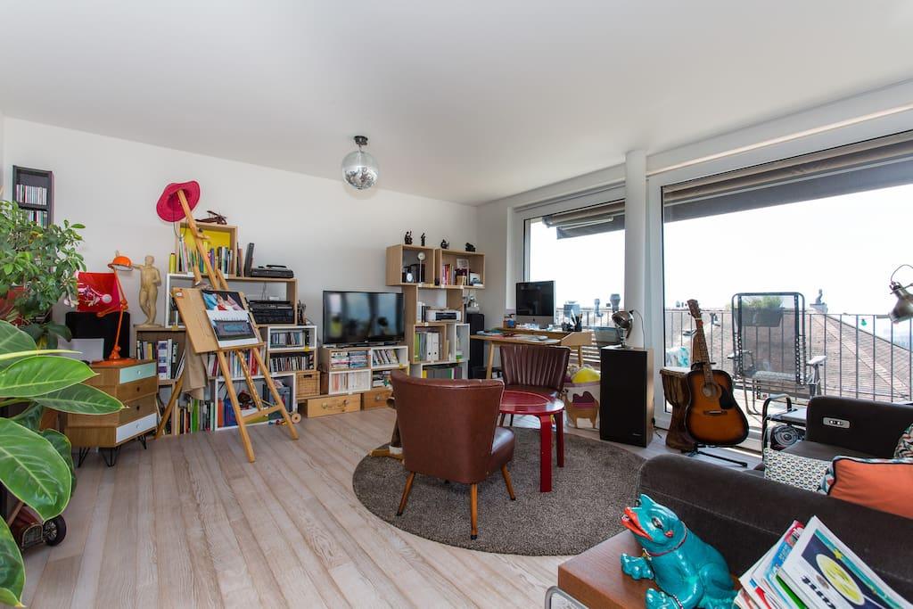 Chambre priv e dans appartement appartements louer for Chambre a louer a lausanne