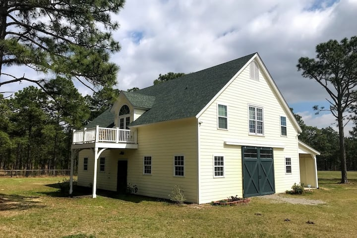 The Peaceful Hunt Box in Southern Pines 2BR, 2BA