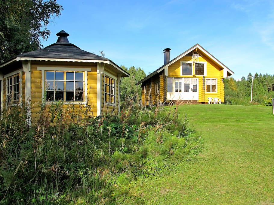 holiday home in kosula h user zur miete in saimaa lakes finland finnland. Black Bedroom Furniture Sets. Home Design Ideas