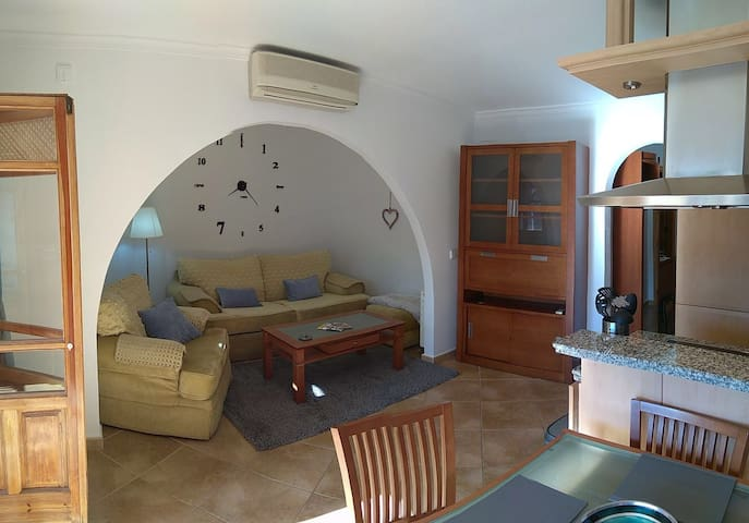 Nice apartment in the centre of Cómpeta!