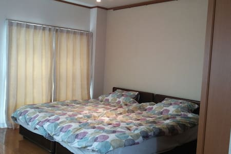 Big 1 room in Tatebayashi Gunma! - Tatebayashi-shi - Appartement