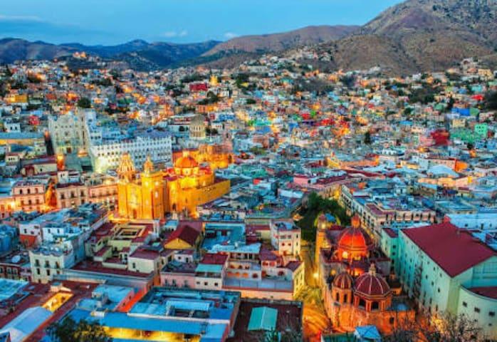 Cuarto 3  LAS MARIPOSAS - Guanajuato - Hus
