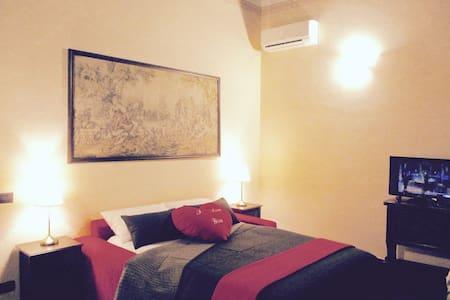 Deluxe Quadruple room with Sea View - Civitavecchia