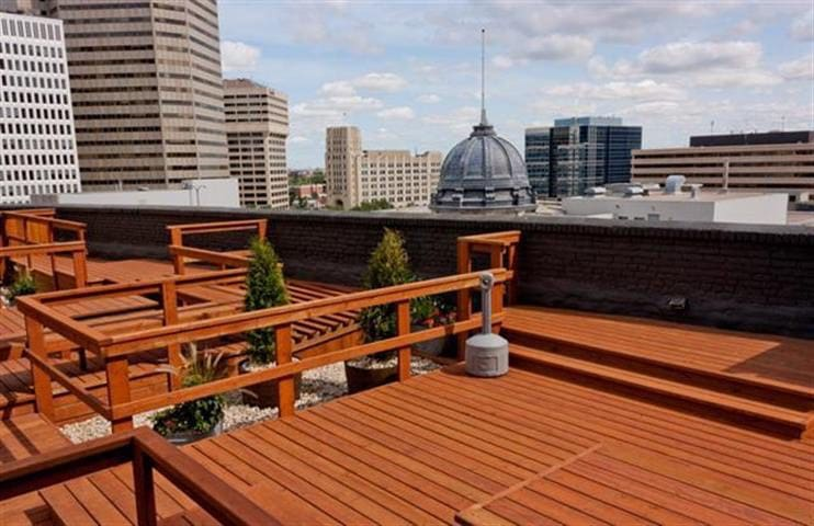 Loft Condo in the heart of downtown - Winnipeg - Appartement