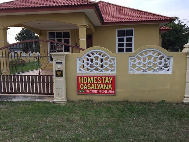 Homestay Casaliyana, near to UITM DUNGUN TE'GANU
