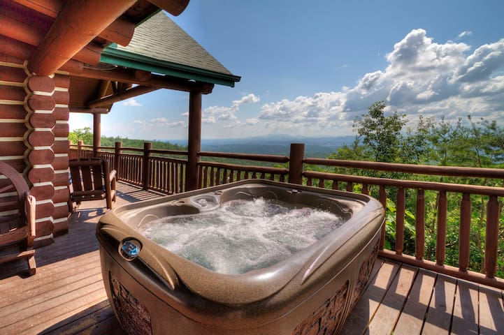 Some Well Deserved R&R Up In Smokies